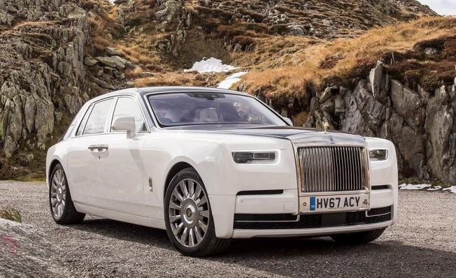 Rolls-Royce Phatom