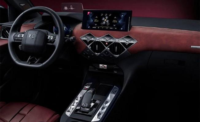 DS 3 Crossback La Première - interior