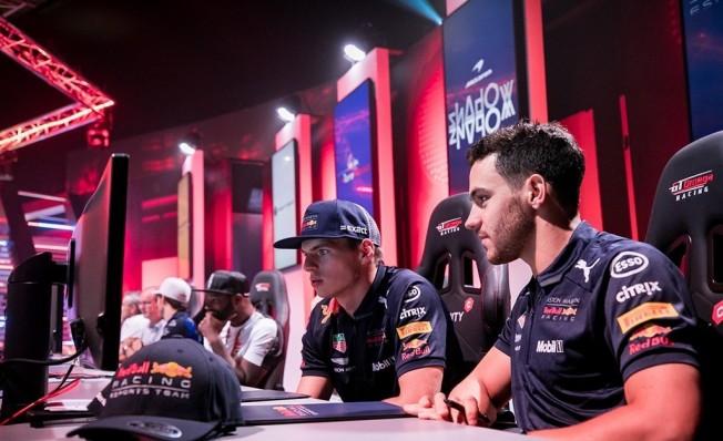 F1 Esports Pro Series 2018