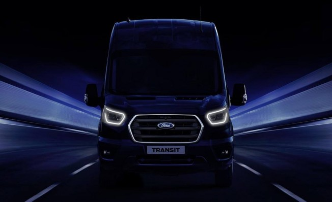 Ford Transit 2019 - adelanto