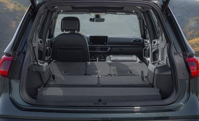 SEAT Tarraco - maletero