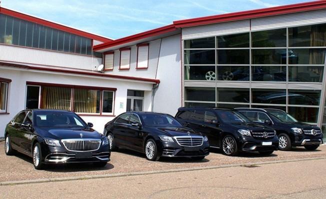 Hofele Design Mercedes