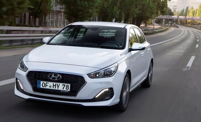 Hyundai i30 2019 - frontal