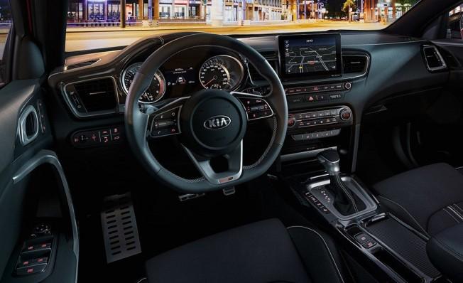 Kia ProCeed 2019 - interior