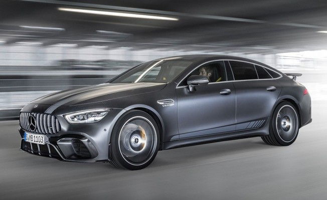 Mercedes-AMG GT 63 S 4 Puertas Edition 1