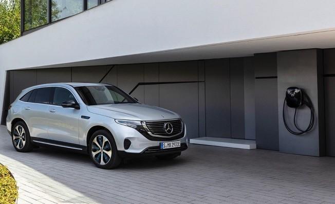 Mercedes-Benz Wallbox - Punto de carga rápida doméstico