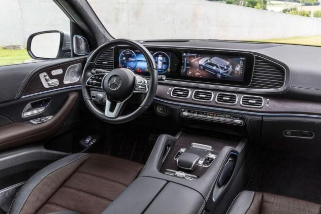 Mercedes Clase GLE 2019 - interior