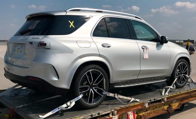 Mercedes Clase GLE 2019 - foto espía