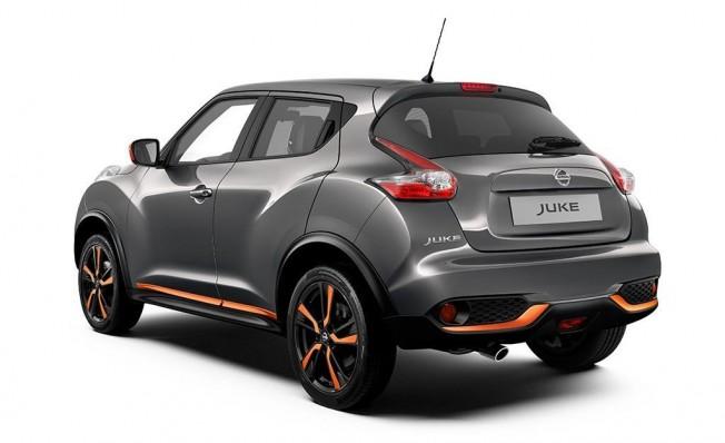 Nissan Juke - posterior