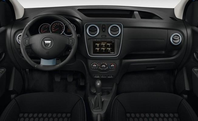 Dacia Dokker - interior