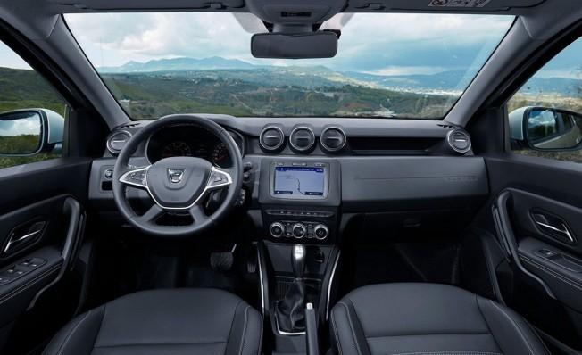 Dacia Duster 2018 - interior
