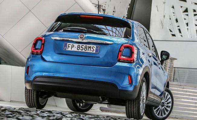 Fiat 500X 2019 - posterior