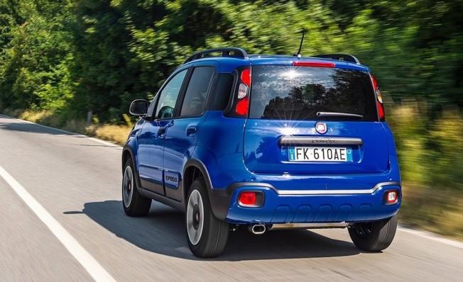 Fiat Panda City Cross - posterior