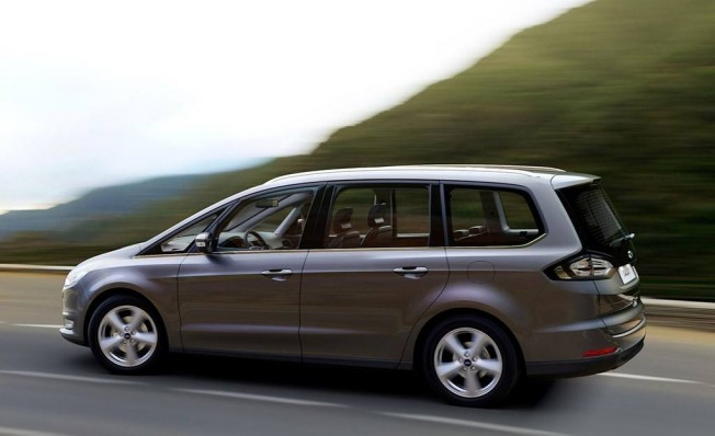 Ford Galaxy - lateral