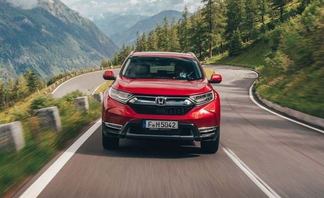 Honda CR-V 2019 - frontal
