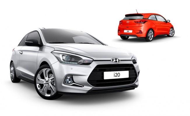 Hyundai i20 Coupé 2018