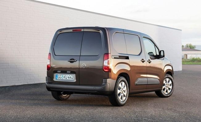 Opel Combo Cargo 2019 - posterior