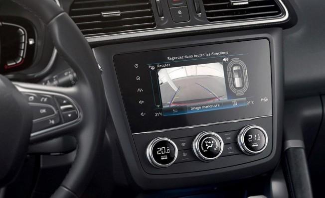 Renault Kadjar 2019 - interior
