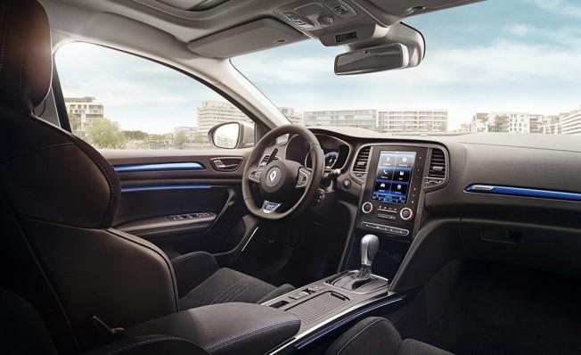 Renault Mégane - interior