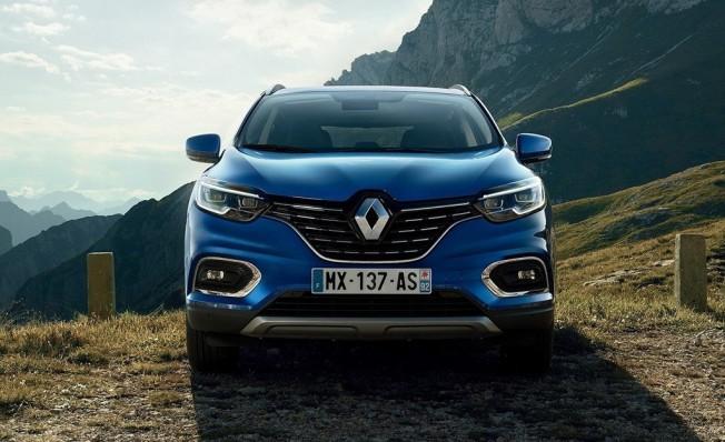 Renault Kadjar 2019 - frontal