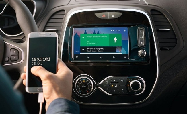 Renault Android Auto