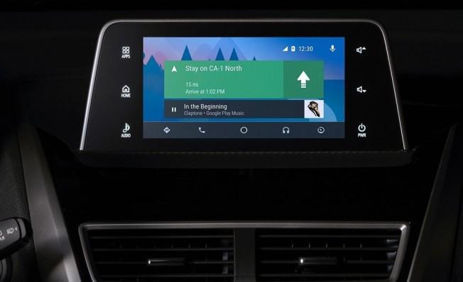 Mitsubishi Android Auto