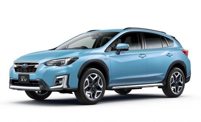 Subaru XV e-Boxer Hybrid