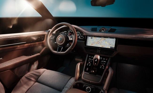 TechArt Porsche Cayenne - interior