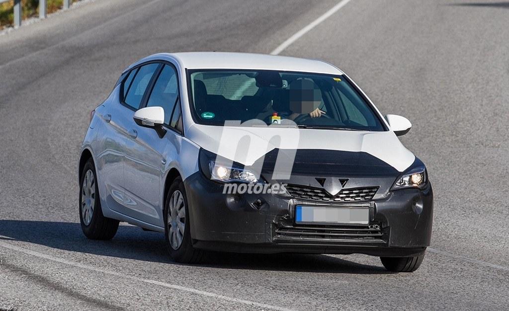 El desarrollo del Opel Astra 2019 continúa en el sur de Europa