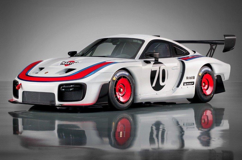 Porsche 935: vuelve el mito en formato de edición limitada