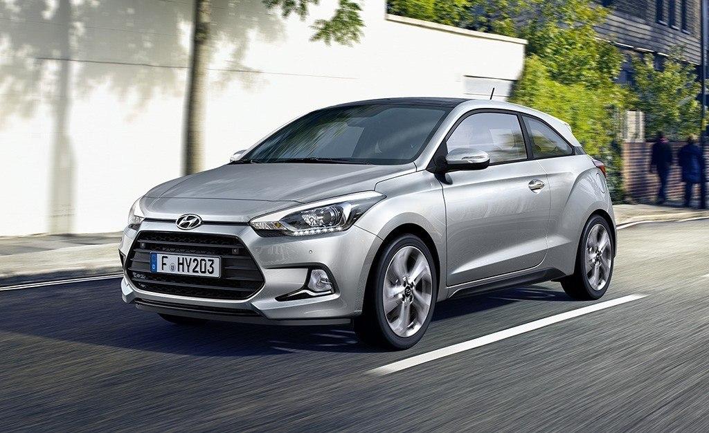 Precio y gama del nuevo Hyundai i20 Coupé, ya está a la venta en España
