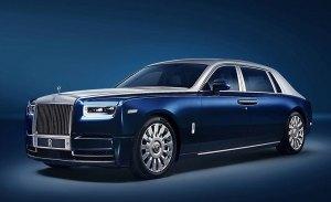 El nuevo Rolls-Royce Phantom estrena un cristal electrocrómico de privacidad