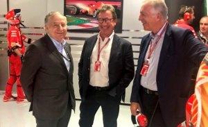"""Todt sobre la continuidad de Ferrari: """"Camilleri ama las carreras, soy muy optimista"""""""