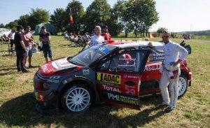 Tres Citroën C3 WRC contra el desconocido Rally de Turquía