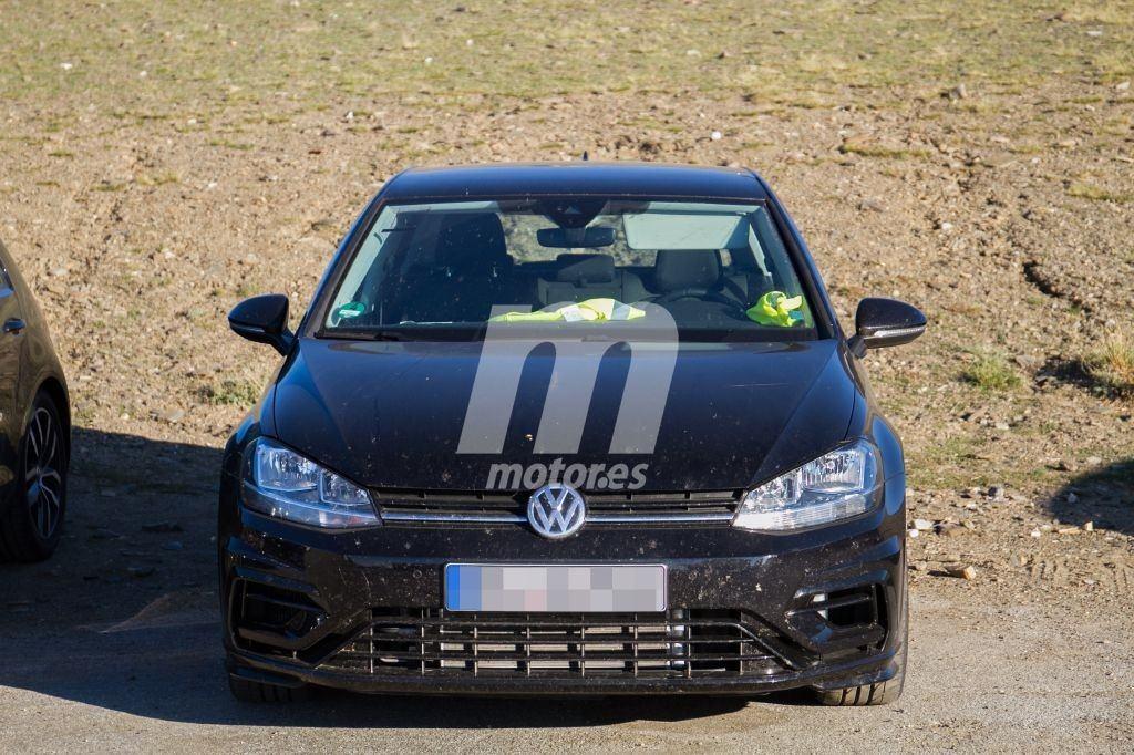 El futuro Volkswagen Golf R también hará uso de la tecnología 48 voltios