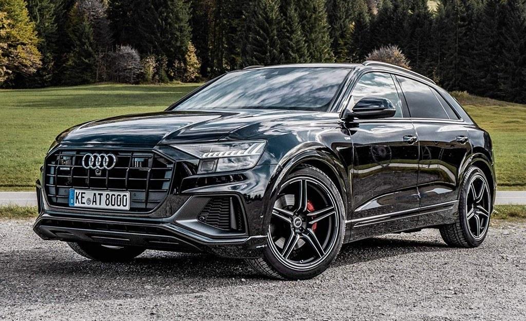 ABT Sportsline es el primer preparador en modificar el nuevo Audi Q8