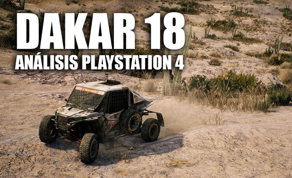 Análisis Dakar 18 para PlayStation 4: superando un ambicioso reto