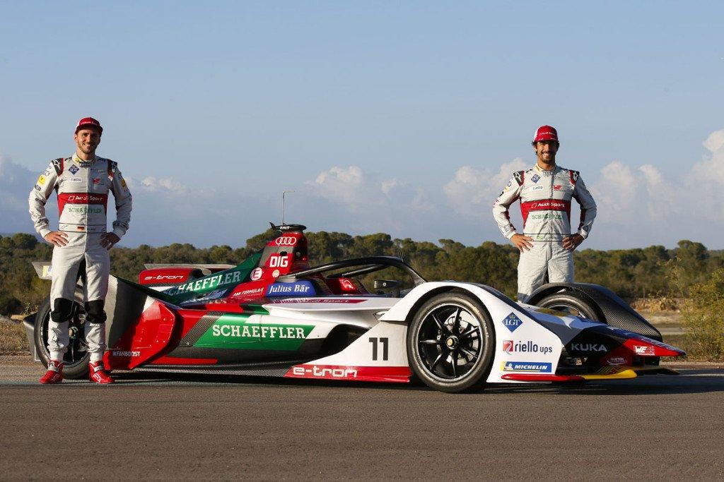 Audi e-tron FE05: nacido para conquistar la Fórmula E