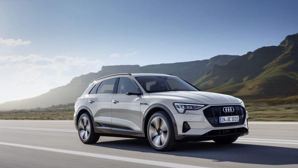 La prensa alemana asegura que el Audi e-tron llegará más tarde de lo esperado