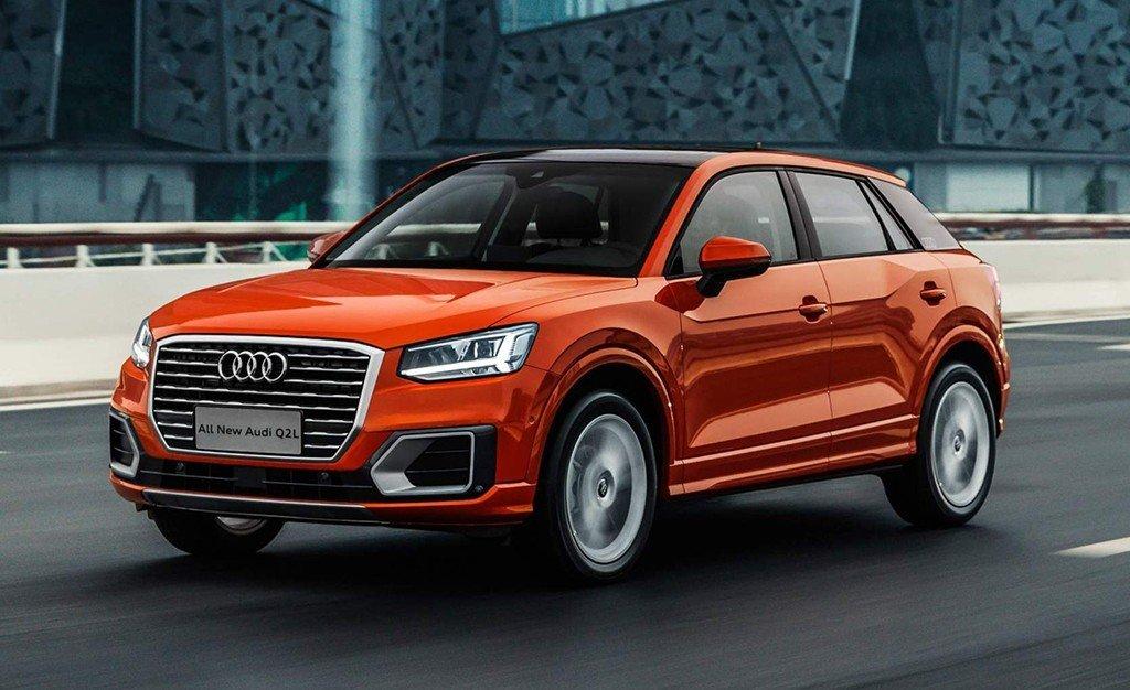 Audi Q2 L, la variante de batalla extendida ya es una realidad en China