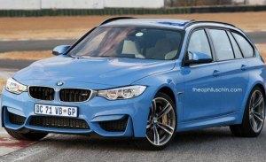 BMW se plantea realmente un futuro BMW M3 Touring