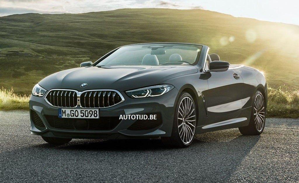 ¡Filtrado! El nuevo BMW M850i xDrive Cabrio se muestra en todo su esplendor