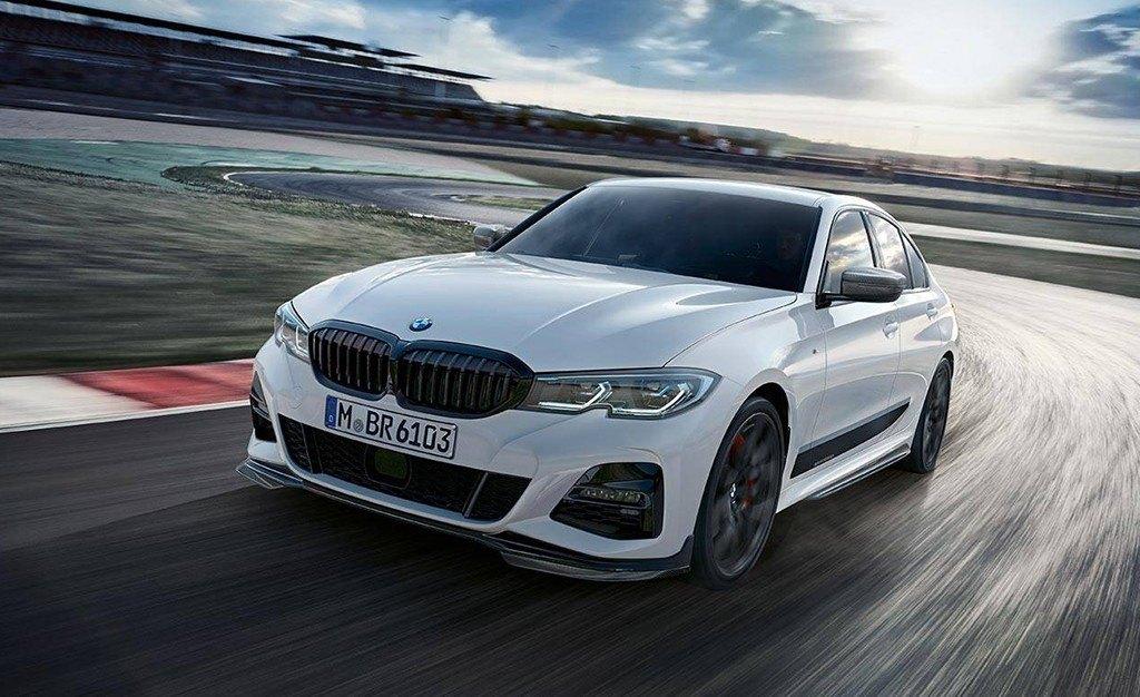 El nuevo BMW Serie 3 2019 se viste con los accesorios M Performance