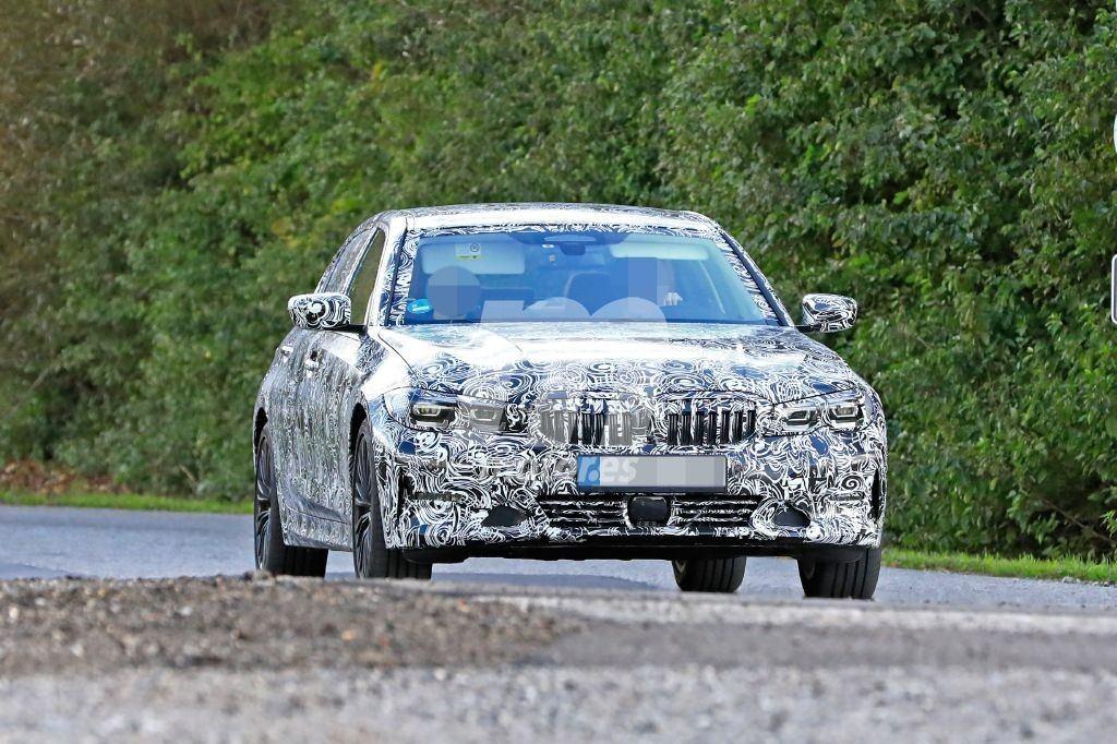 BMW comienza las pruebas técnicas de la nueva generación del Serie 3 Li para China