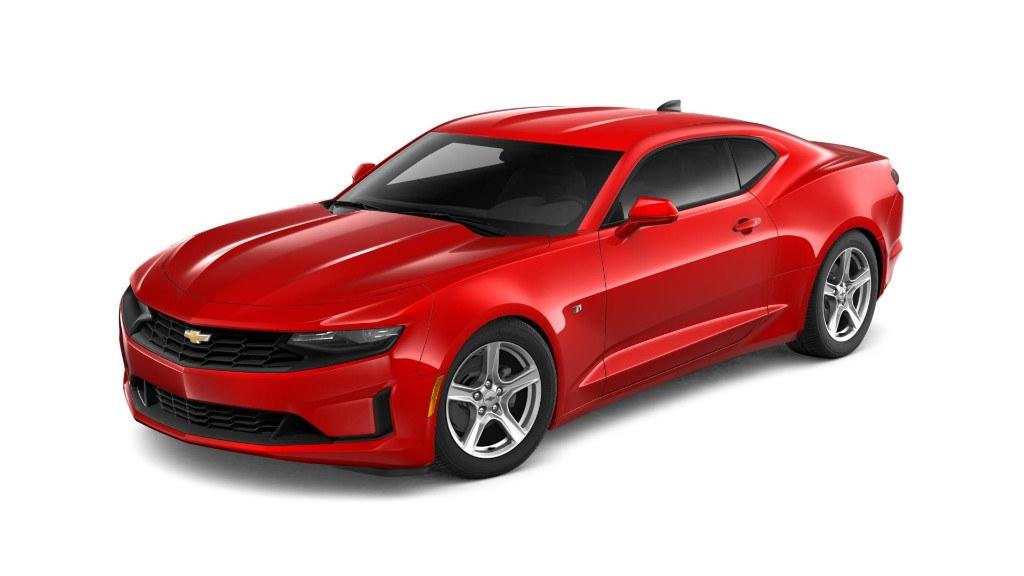 Chevrolet plantea dos nuevas versiones híbridas para el Camaro