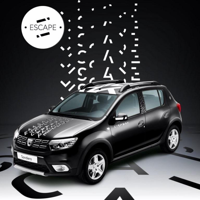 El Dacia Sandero Stepway propone una edición especial en el Salón de París