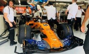 """De Ferran explica la selección de neumáticos """"equivocada"""" de McLaren"""