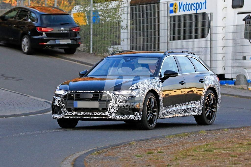 El nuevo Audi A6 Allroad quattro se destapa en estas últimas fotos espía