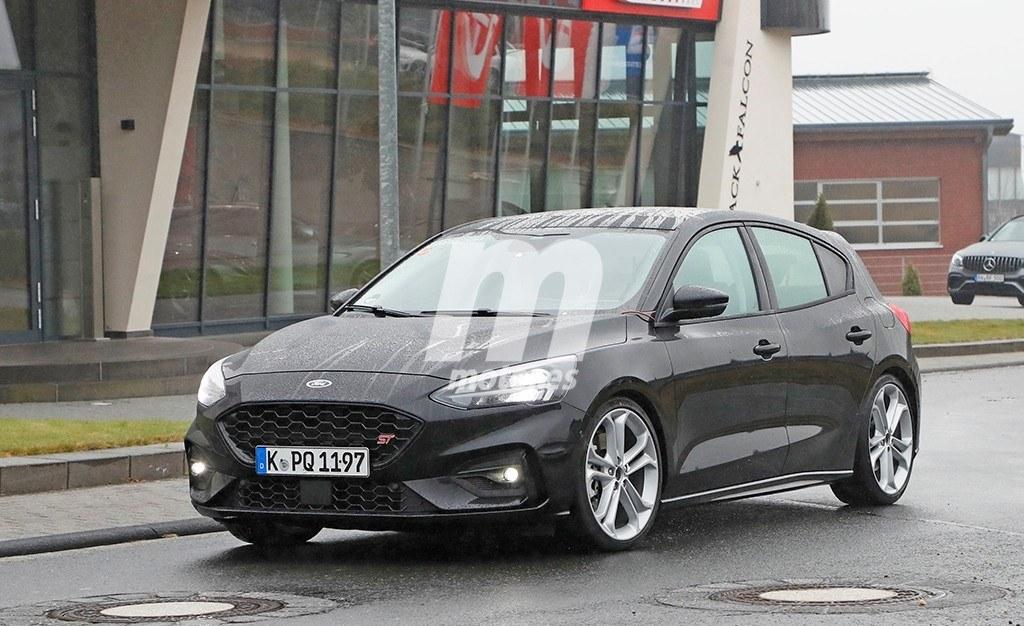 El esperado Ford Focus ST 2019 se despide del camuflaje en estas espías