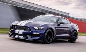 Todas las imágenes de la renovada gama Mustang Shelby GT350 2019